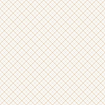 Riley Blake Fabric ~ Bee Backgrounds ~ Grid Orange