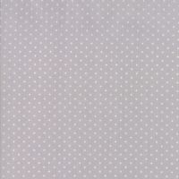 Moda Fabrics ~ Sugar Plum Christmas ~ Christmas Dot Mouse Grey