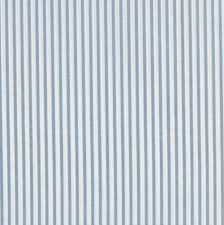 Sevenberry Fabric ~ Stripe in Ice Blue
