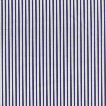 Sevenberry Fabric ~ Stripe in Black