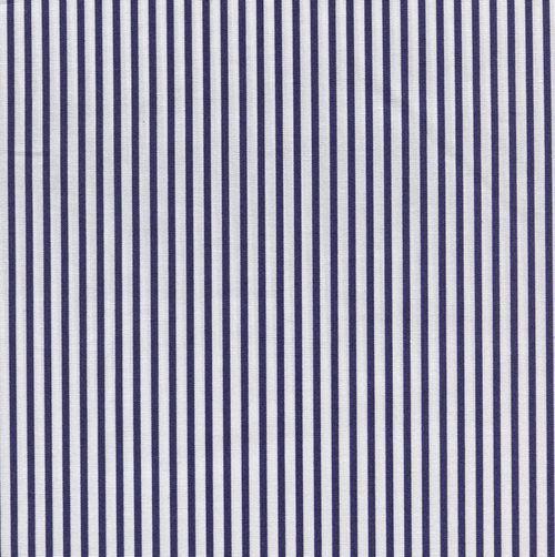 Sevenberry Fabric ~ Stripe in Black