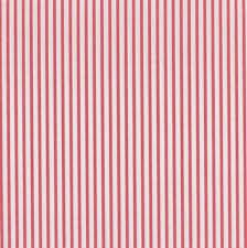 Sevenberry Fabric ~ Stripe in Red