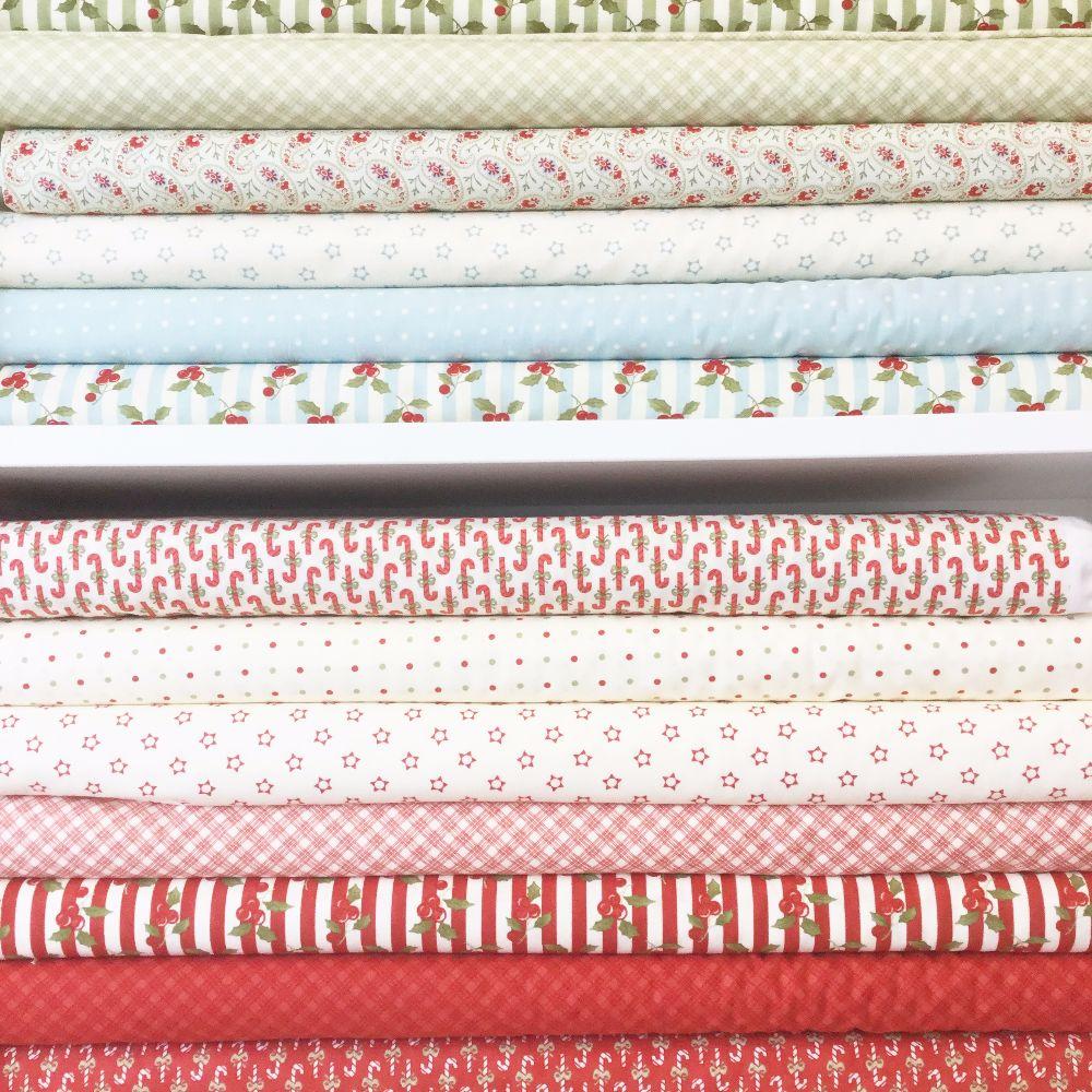 Moda Fabric ~ Snowfall