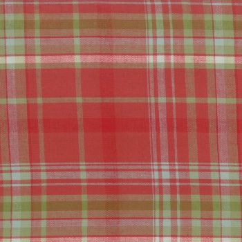 Moda Fabrics ~ Snowfall Wovens ~ Plaid Red