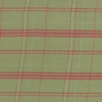 Moda Fabrics ~ Snowfall Wovens ~ Plaid Green