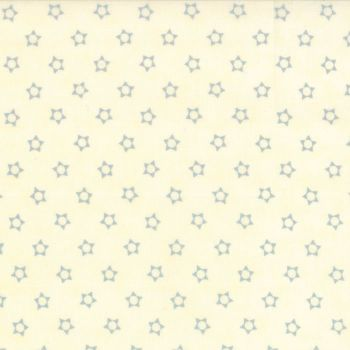 Moda Fabrics ~ Snowfall ~ Stars Ice on Snow