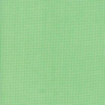 Moda Fabric ~ 30's Playtime 2017 ~ Cross Stitch Green