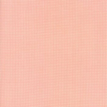 Moda Fabric ~ 30's Playtime 2017 ~ Cross Stitch Pink