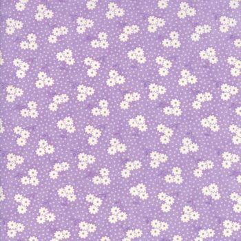 Moda Fabric ~ 30's Playtime 2017 ~ Dottie Daisy Lavender