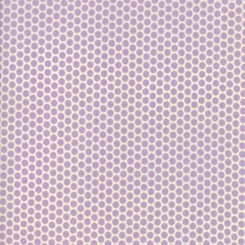 Moda Fabric ~ 30's Playtime 2017 ~ Kerchief Dot Lavender