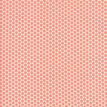 Moda Fabric ~ 30's Playtime 2017 ~ Kerchief Dot Pink