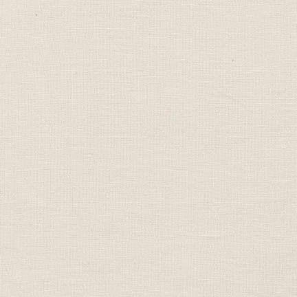 Robert Kaufman Fabrics ~ Essex Linen ~ Champagne