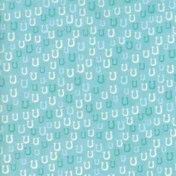 Moda Fabric ~ Howdy ~ Horseshoes Spray