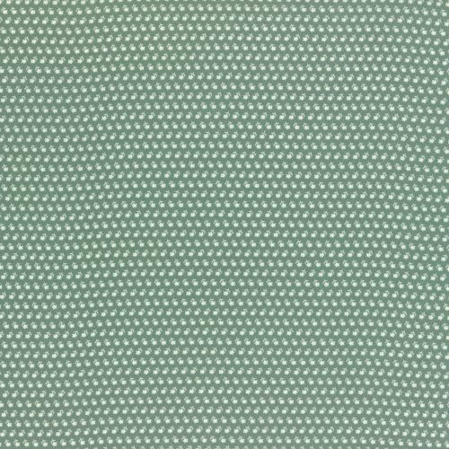 Lecien Fabric ~ La Conner ~ Tiny Floral in Evergreen