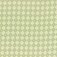 Lecien Fabric ~ La Conner ~ Floral Square in Sage