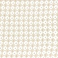 Lecien Fabric ~ La Conner ~ Floral Square in Wicker