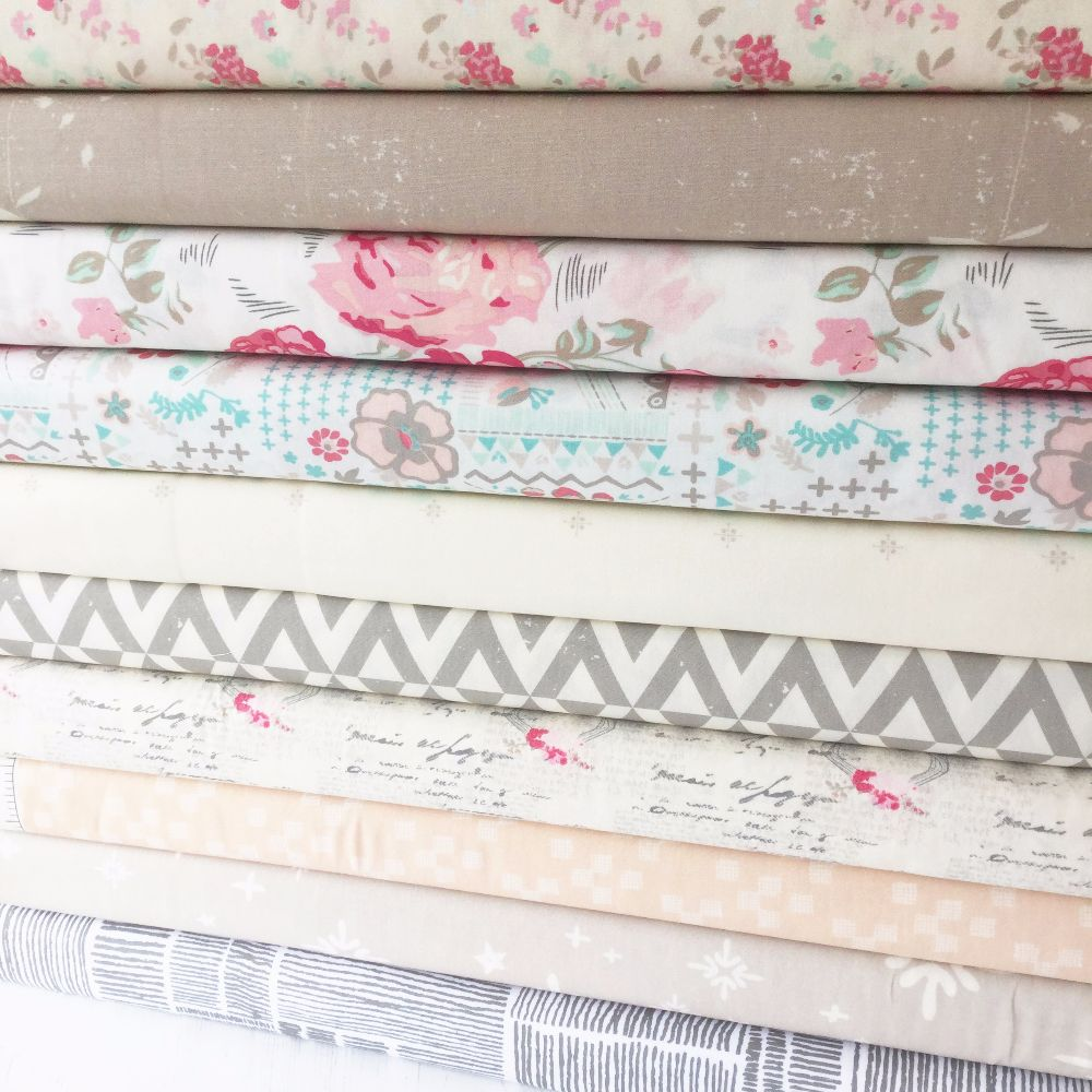 Art Gallery Fabrics ~ Le Vintage Chic