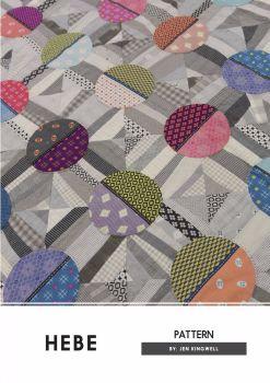 Jen Kingwell Designs ~ Pattern ~ Hebe