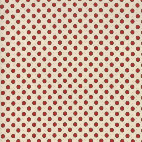 Moda Fabrics ~ Petite Maisons de Noel ~ Seraphine Pearl