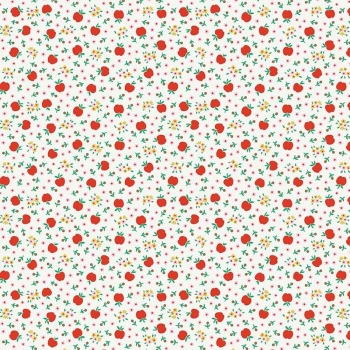 Penny Rose Fabrics ~ Apple Farm ~ Fresh White