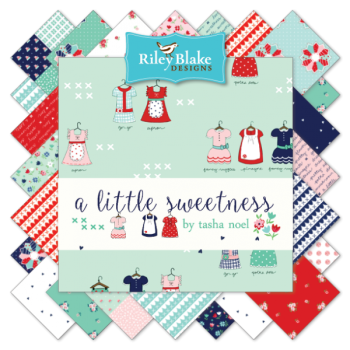 Riley Blake ~ Fat Quarter Bundle ~ A Little Sweetness
