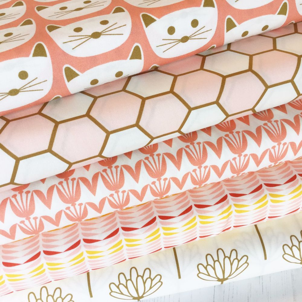 Art Gallery Fabrics ~ Blush