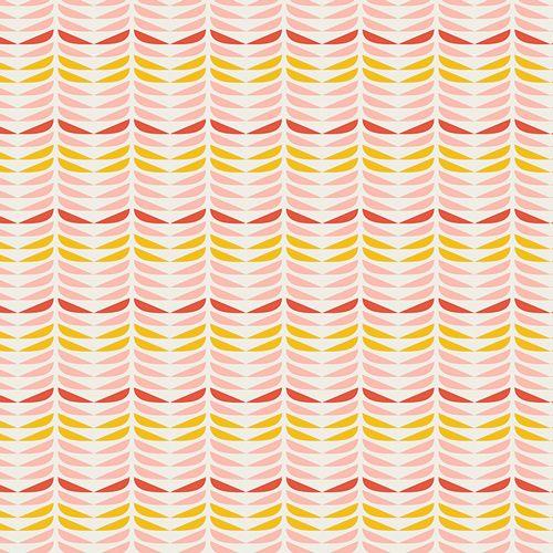 Art Gallery Fabrics ~ Blush ~  Retro Petals Powder