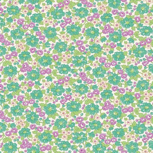 Penny Rose Fabrics ~ Prim and Proper ~ Main Mint