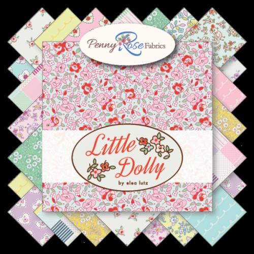 Penny Rose Fabrics ~ Fat Quarter Bundle ~ Little Dolly
