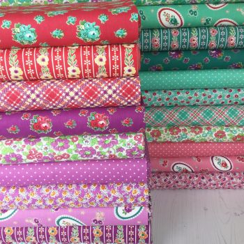 Penny Rose Fabrics ~ Fat Quarter Bundle ~ Prim and Proper