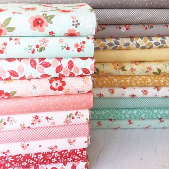 Penny Rose Fabrics ~ Fat Quarter Bundle ~ Sweet Prairie