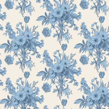 Tilda ~ Cottage ~ Botanical Blue