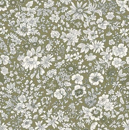 Liberty of London ~ The English Garden ~ Emily Silhouette 604T