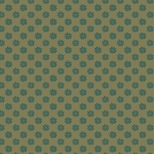 Liberty of London ~ The English Garden ~ Floral Dot 603X