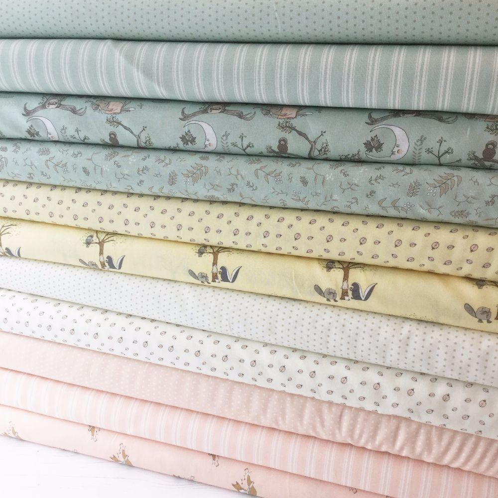 Moda Fabric ~ Hushaby Hollow