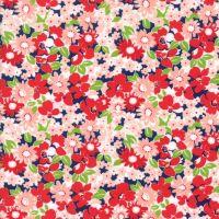 Moda Fabrics ~ The Good Life ~ Flower Garden Navy