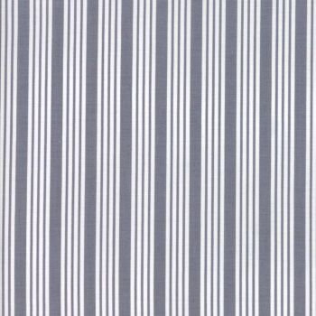 Moda Fabrics ~ The Good Life ~ Stripe Charcoal