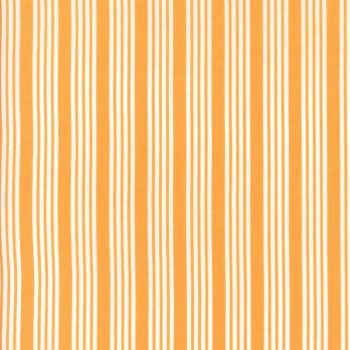 Moda Fabrics ~ The Good Life ~ Stripe Marmalade