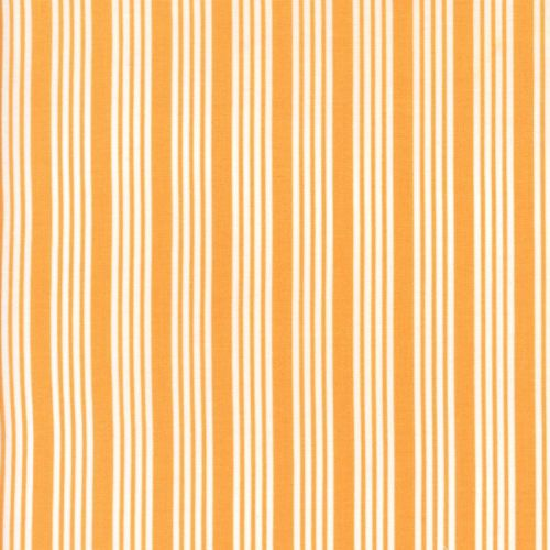 Moda Fabrics ~ The Good Life ~ Stripe Marmalade