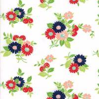 Moda Fabrics ~ The Good Life ~ Summer Cream