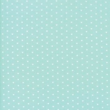 Moda Fabrics ~ The Good Life ~ Whole Heart Aqua