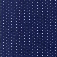 Moda Fabrics ~ The Good Life ~ Whole Heart Navy