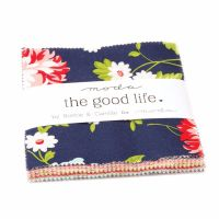 Moda Pre-cuts ~ Charm Pack ~ The Good Life