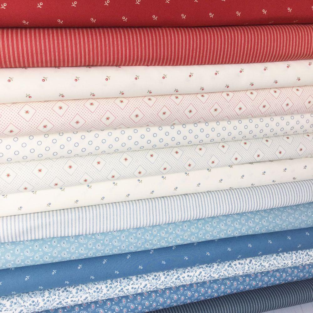 Moda Fabric ~ Ann's Arbor