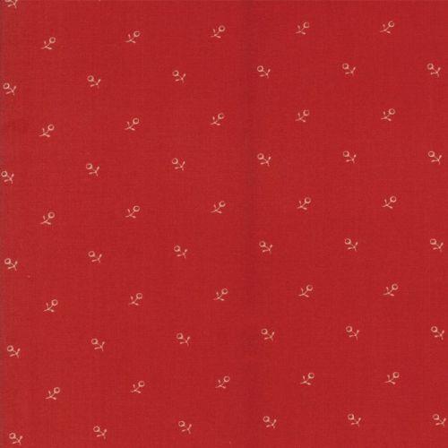 Moda Fabrics ~ Ann's Arbor ~ Buds Red