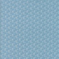 Moda Fabrics ~ Ann's Arbor ~ Little Paisley Light Blue