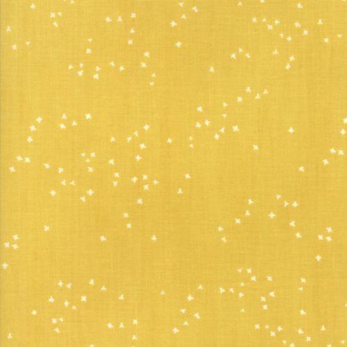 Moda Fabric ~ Midnight Garden ~ Tiny Petals Sunny