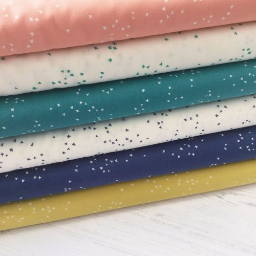 Moda Fabrics ~ Fat Quarter Bundle ~ Midnight Garden
