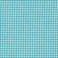 Lecien Fabric ~ Quilters Basic ~ Miniature Houndstooth Turquoise