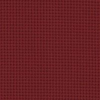 Lecien Fabric ~ Quilters Basic ~ Miniature Houndstooth Deep Red